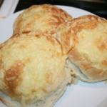 Frallor med solrosfrön och ost – perfekt matbröd!
