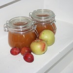 Äpple-och plommonmos – en spännande och god variant på hemkokt mos!