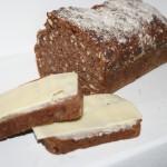 Grovt bröd / limpa med råg, bovete och kakao – spännande kombination!