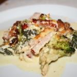 Supergod kassler- och broccoligratäng! Perfekt vardagsmat!