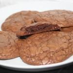 Underbara KLADDKAKA! Kladdkaks-kakor – kladdiga cookies med choklad! Dessa MÅSTE du testa!