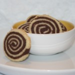 Läckra chokladsnurror – snurrig mördegskaka!