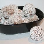 Chokladbollar – delicatobollar – baka med O´boy!
