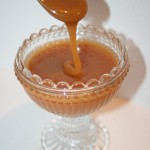 Himmelsk kolasås med touch av salt och vanilj – flytande smörkola!