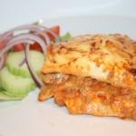 Underbar lasagne med LCHF-pasta eller vanlig – smakrikt och krämigt!