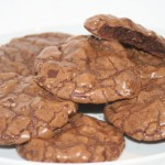 Kladdkakscookies – kladdkaka i miniformat – favorit i repris!