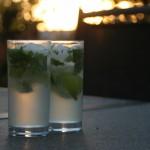 Frisk mojito med lime och mynta – blanda din egen drink!