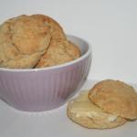 LCHF-scones – underbart till frukost en ledig dag!