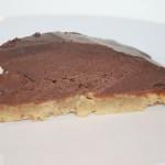 Biskvitårta – chokladbisvki i megaformat!