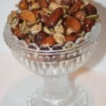 Kryddiga nötter – sött, starkt och salt i en härlig blandning!