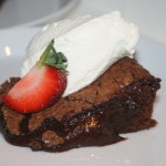Kladdkaka/brownie med mjölkchoklad och nutella!