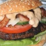 Hamburgerbröd á la LCHF!