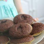 Barnens enkla chokladmuffins!