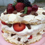 Pinocchiotårta – marängtårta med många namn!