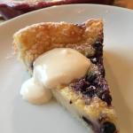 American blueberry-pancake i stor form – frukostlyx!