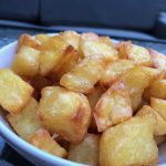 Patatas bravas – friterad potatis