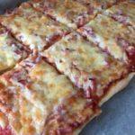 Hemgjord panpizza!