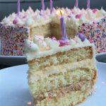 Tårtfyllningar: fluff på godis